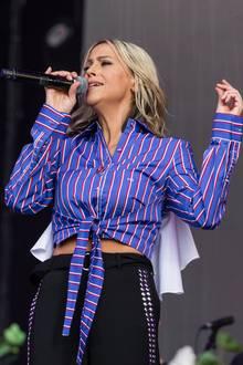 """Ihre Leidenschaft zum Singen hat Natalie Appleton nie verloren: Auch jetzt steht sie noch gern zusammen mit den All Saints auf der Bühne – meidet sonst aber das Rampenlicht. Die Zweifach-Mama ist mit """"The Prodigy""""-Mitglied Liam Howlett verheiratet und führt ein eher ruhiges Leben in London."""