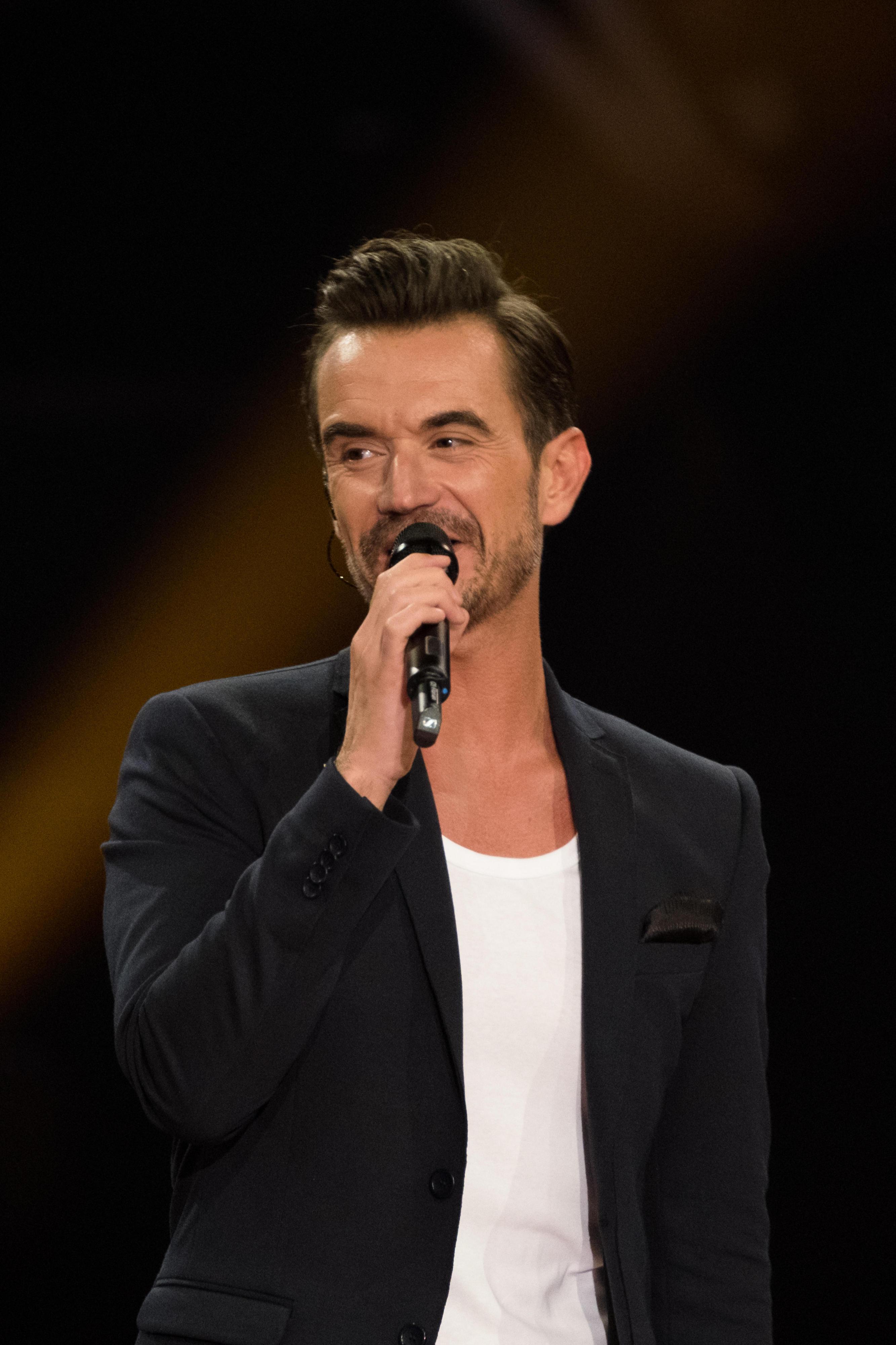 "Florian Silbereisen am 12. Januar 2019 bei der TV-Show ""Schlagerchampions"""