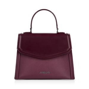 """[Anzeige]: Das ist sie! Die perfekte Business-, Shopping- und Reisetasche, die ab sofort ganz oben auf unserer Must-Have-Liste steht. Wieso? Weil die Farbe ein echter Hingucker ist,das Design zeitlos elegant und sie sich perfekt für jede Wettersaison eignet. Damit schicktMarc Cain einen echten Klassiker in die Stores, der It-Bag-Potenzial hat.Die """"True Bag"""" wird es in drei verschiedenen Farben geben (Schwarz, Aubergine, Almond) und sie ist aus 100% Kalbsleder """"Made in Italy"""". Die Tasche wirdexklusiv am 15. Januar während der Fashion Week Berlingezeigt und ist sofort nach der Show für 48 StundenOnline erhältlich. Der eigentliche Liefertermin ist für Anfang Juli 2019 geplant. Schnell sein lohnt sich also! """"True Bag"""" von Marc Cain, 389 Euro."""