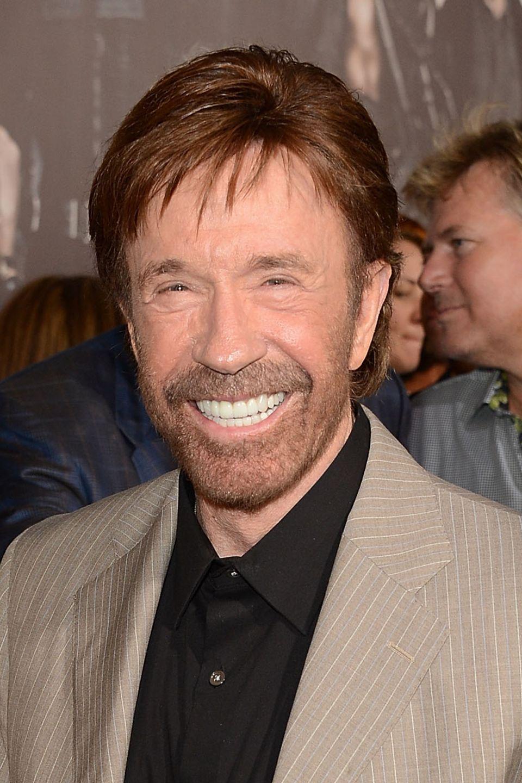 Chuck Norris Heute