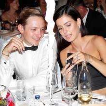 Max von Helldorff and Lena Meyer-Landrut