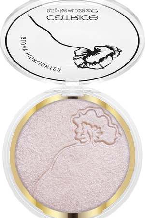 "Feines Puder-Highlight ""Glow Patrol Glowy Highlighter Muse"" von Catrice, ca. 5 Euro, limitiert"