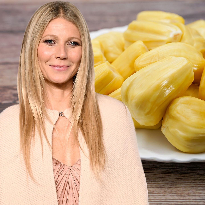 Gwyneth Paltrowschwört auf Superfood wie die exotische Jackfrucht