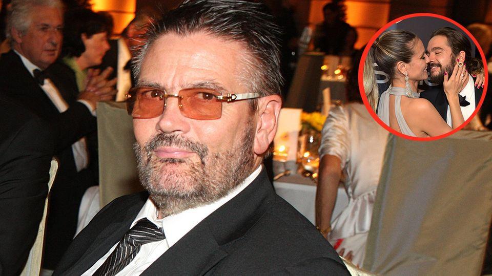 Bill Kaulitz: Das sagt er zur Hochzeit von Heidi Klum und Tom Kaulitz