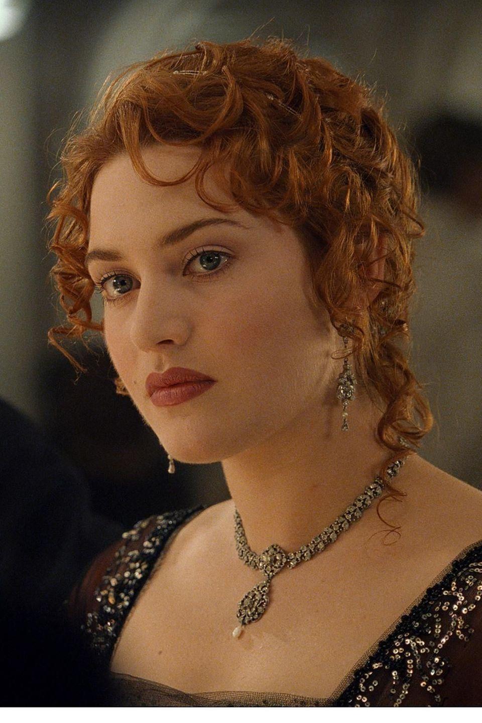 """Kate Winslet im Jahr 1997 in """"Titanic"""""""