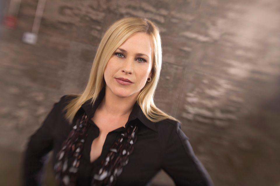 """Patricia Arquette im Jahr 2008 in """"Medium - Nichts bleibt verborgen"""""""