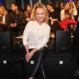 Freut sich schon auf die Show von Irene Luft: TV-BeautyNova Meierhenrich