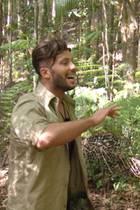 Kriegszone Dschungelcamp: Domenico macht seinem Frust Luft