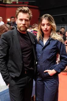 Ewan McGregor, Clara McGregor