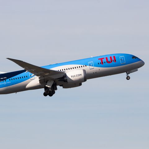 TUI Flugzeug