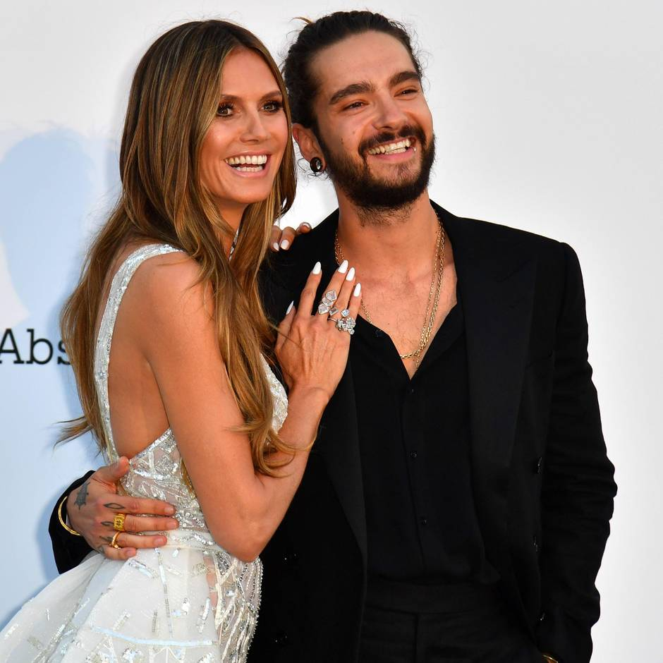 Tom Kaulitz So Lange Steht Er Schon Auf Altere Frauen Gala De