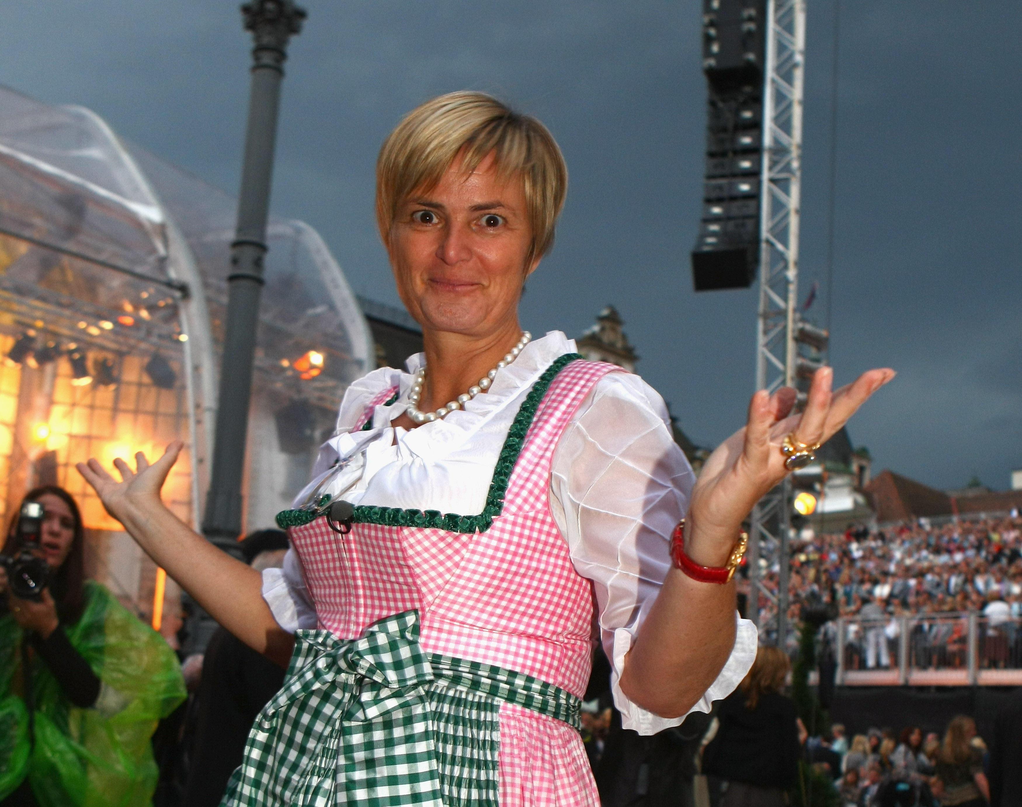 Gloria von Thurn und Taxis