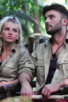 """""""Ich bin ein Star - Holt mich raus!"""": Evelyn Burdecki und Domenico de Cicco im Wechselbad der Gefühle"""