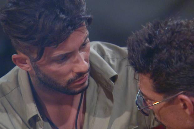 Domenico macht seinem Frust in Sachen Evelyn Luft