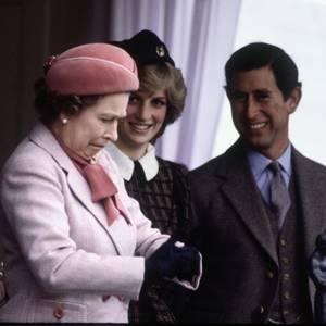 Queen Elizabeth Charles Anne Edward Oder Andrew Das Ist Ihr