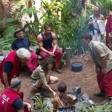 Lagerkoller im Dschungelcamp: Chris Töpperwien ist sauer