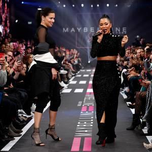 Adriana Lima und Nicole Scherzinger
