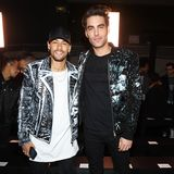 Neymar und Jon Kortajarena