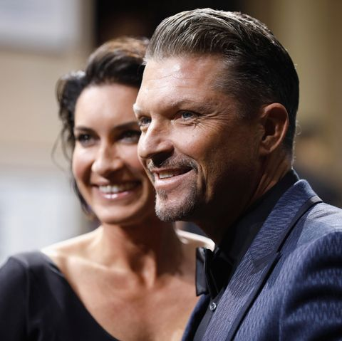 Hardy Krüger junior mit EhefrauAlice Rößler