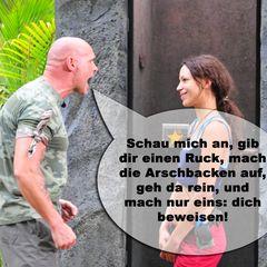 Thorsten Legat zu Gisele Oppermann