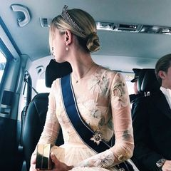 Prinzessin Maria-Olympia von Griechenland und Dänemark führt ein Leben zwischen Tiara, Front Row und Partynächten. Ist sie gerade noch als Royal unterwegs, feiert sie wenige Stunden später schon ihr It-Girl-Dasein.