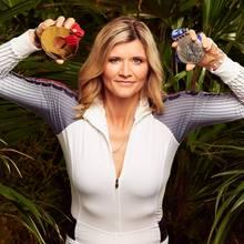 Bob-Olympiasiegerin Sandra Kiriasis geht aktuell im Dschungelcamp auf Sterne-Jagd
