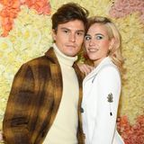 Turteltauben bei Schiaparelli:Oliver Cheshire und Pixie Lott