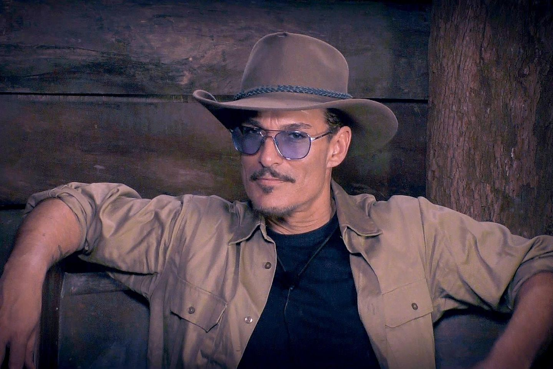 Chris Töpperwien im Dschungelcamp