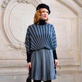 Bezaubernd in Blau:Mélanie Thierry