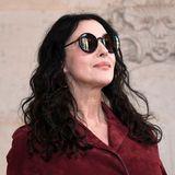 Wie immer eine Erscheinung: Monica Bellucci