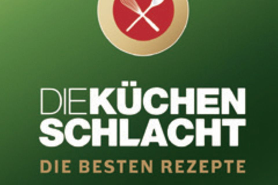 """""""Die Küchenschlacht""""feiert Jubiläum! Zum Zehnjährigen der beliebten ZDF-Kochshow gibt's ein Buch mit den besten Rezepten der acht Hauptmoderatoren, darunter Johann Lafer, Nelson Müller, Björn Freitag und Cornelia Poletto. (""""Die Küchenschlacht"""", ZS Verlag, 192 S., 19,99 Euro)"""