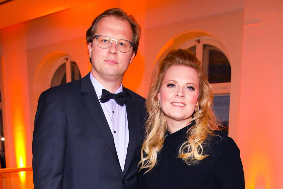 Patricia Kelly + Ehemann Denis
