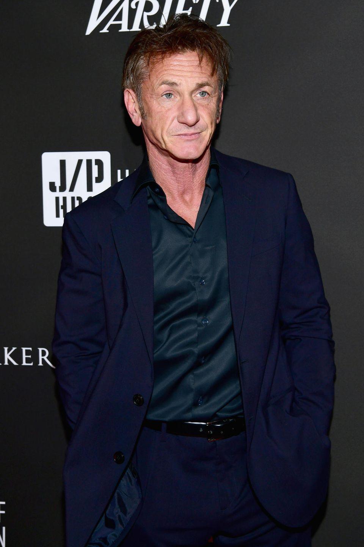 Alter Kumpel: Therons Ex Sean Penn und Brad Pitt sind seit Jahren gut befreundet, auch Jolie und Penn kennen sich gut.
