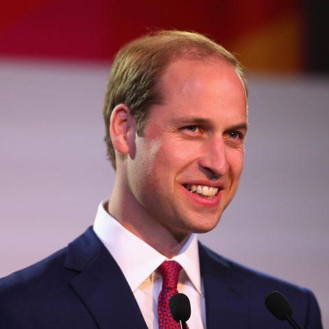 Prinz William ist heute und morgen royaler Stargast beim Weltwirtschaftsforum in Davos