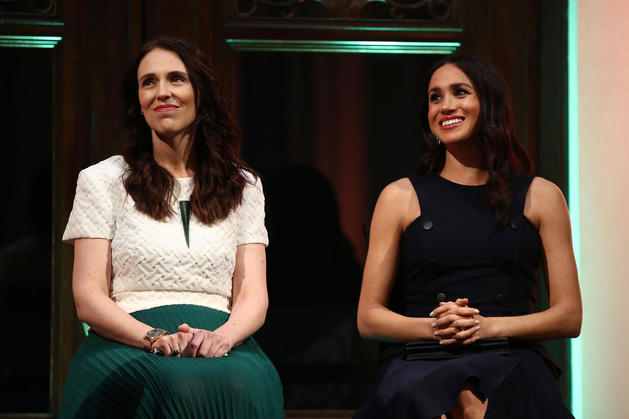 Jacinda Ardern Pinterest: Herzogin Meghan: Ist Diese Frau Ihre Neue Verbündete