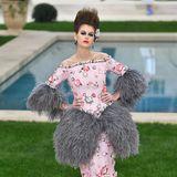 Kaia Gerber für Chanel Haute Couture Frühjahr/Sommer 2019