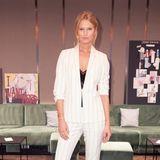 Genau wie Topmodel und Fashion-Expertin Toni Garrn, die ebenfallseine Kollektion für Tom Tailor entworfen hat.