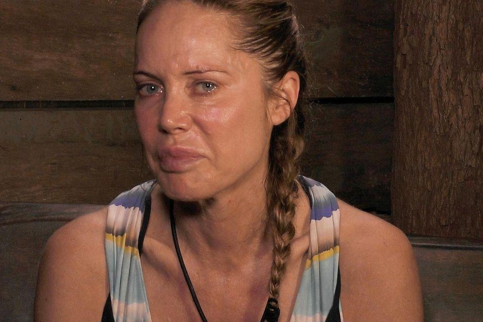 Für Doreen Dietel ist das Dschungelcamp mehr als nur ein Spiel