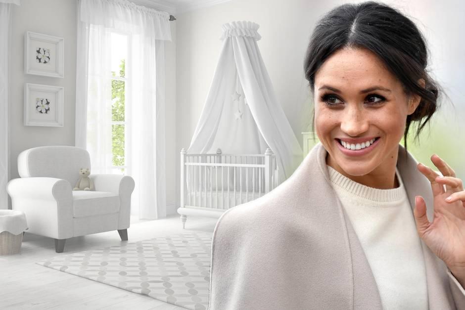 Herzogin Meghan: So richtet sie das Kinderzimmer ein | GALA.de