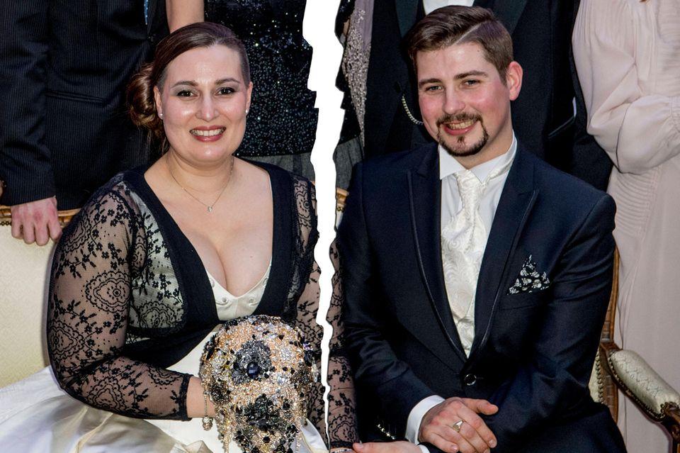 Die Ehe vonDiana Gräfin Bernadotte af Wisborg und Stefan Dedek hielt nur zwei Jahre