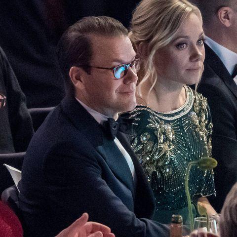 Prinz Daniel und seine CousineFrida Hansdotter