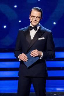 Für seine Rede bei der schwedischen Sportgala wurde Prinz Daniel hoch gelobt