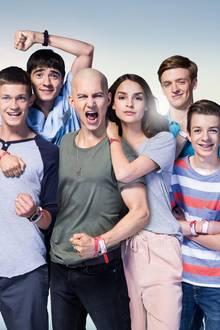 """Der Kinofilm """"Club der roten Bänder – Wie alles begann"""" ist ab 12 freigegeben und startet am 14. Februar in den deutschen Kinos"""
