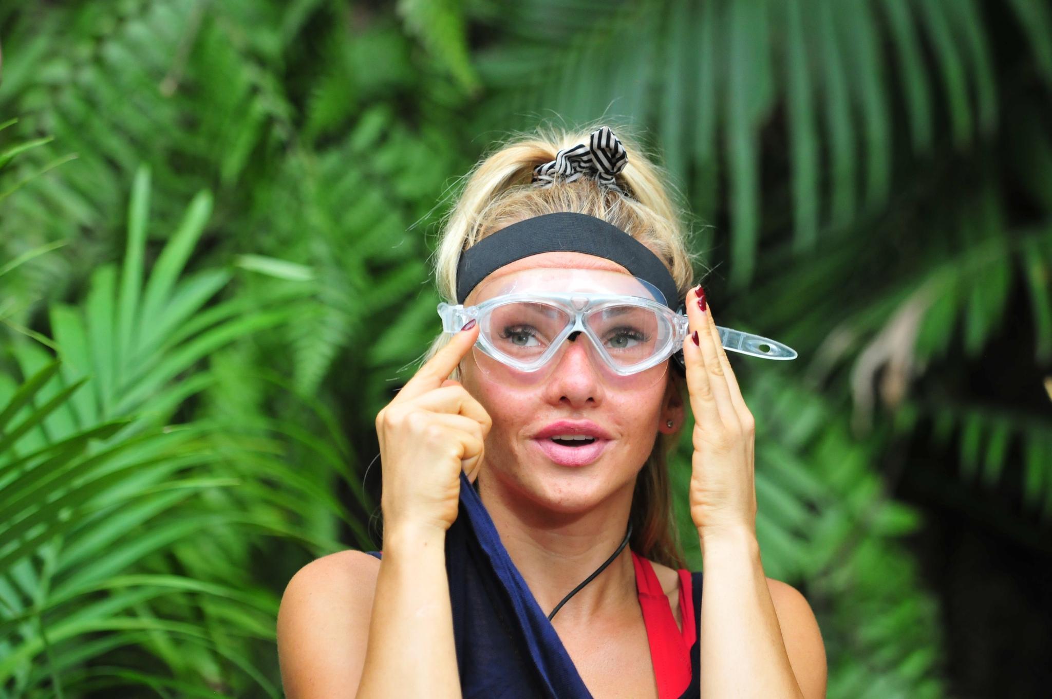Keiner will sie mehr im Dschungelcamp haben: Evelyn Burdecki