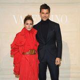 Das Fashion-Traumpaar Olivia Palermo und Johannes Huebl darf bei den Haute-Couture-Schauen natürlich nicht fehlen.