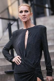 Was der Grund fürCéline Dions Körperwandel ist, wissen wir nicht, eine Diät hat sie allerdings ohne Frage nicht nötig gehabt.
