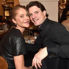 Doreen Dietel mitihrem Ex-Freund Tobias Guttenberg im Jahr 2018.