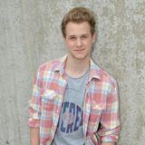 """So jung und zart sah Felix aus, als im Alter von 18 Jahrenfür sein erstes """"GZSZ""""-Shooting posierte. Die erste Folge mit dem gebürtigen Hamburger als """"Jonas Seefeld"""" wurde am 25. Juli 2014 ausgestrahlt."""