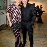 Heino Ferch und seine Frau Marie-Jeanette feiern noch ordentlich auf der Aftershow-Party.