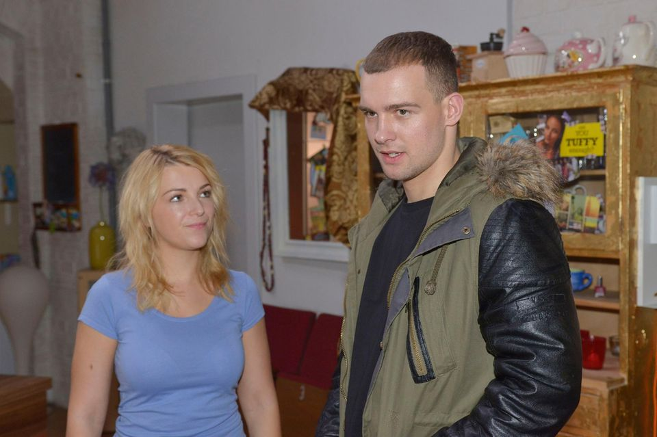 Lilly Seefeld, Chris Lehmann, Gute Zeiten, Schlechte Zeiten, GZSZ